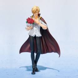 One Piece - Sanji Whole Cake Island - Figuarts Zero