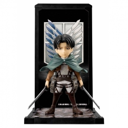 Levi Ackerman Attack on Titan - Mini Figurine Buddies