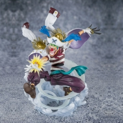 Figurine One Piece Baggy le Clown Marineford - Figuarts Zero Bandai