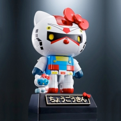 Hello Kitty - Gundam Hello Kitty - Chogokin
