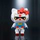 Figurine Gundam Hello Kitty - Chogokin Bandai