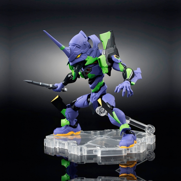 Evangelion Unit 01 - Nxedge Style Bandai