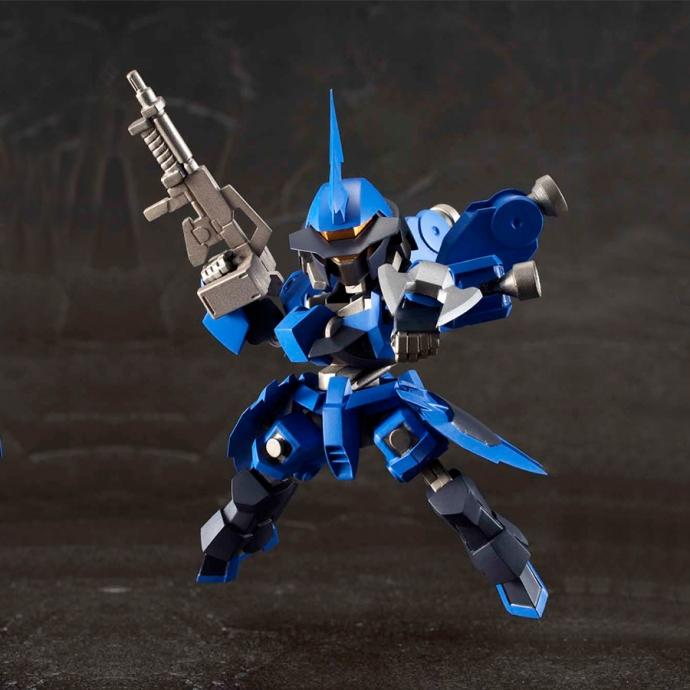 Figurine Bandai - Gundam Schawlbe Graze - Nxedge Style