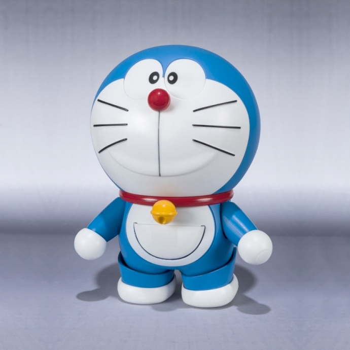 Doraemon - Best Selection - The Robot Spirits Bandai