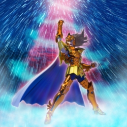 Saint Seiya - Sea Horse Baian - Myth Cloth EX