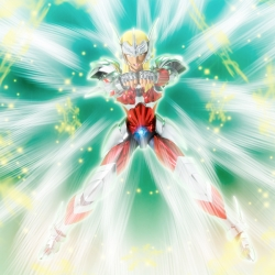 Saint Seiya - Hagen de Merak Beta - Myth Cloth EX