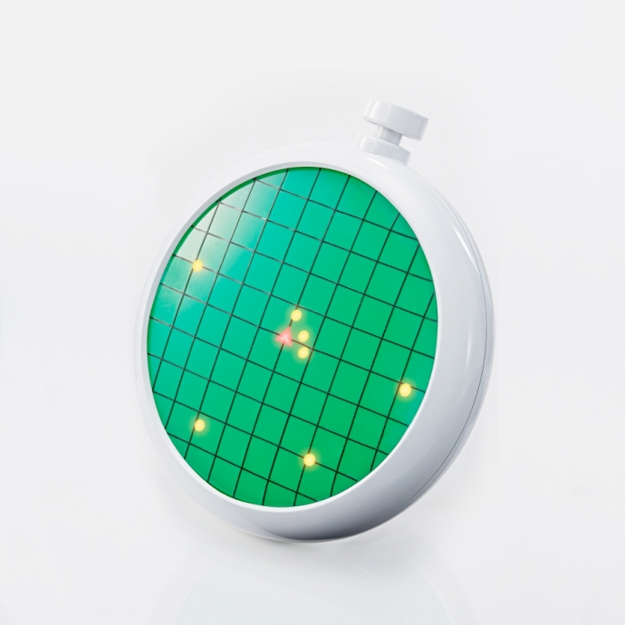 Radar Bulma Dragon Ball - Bandai