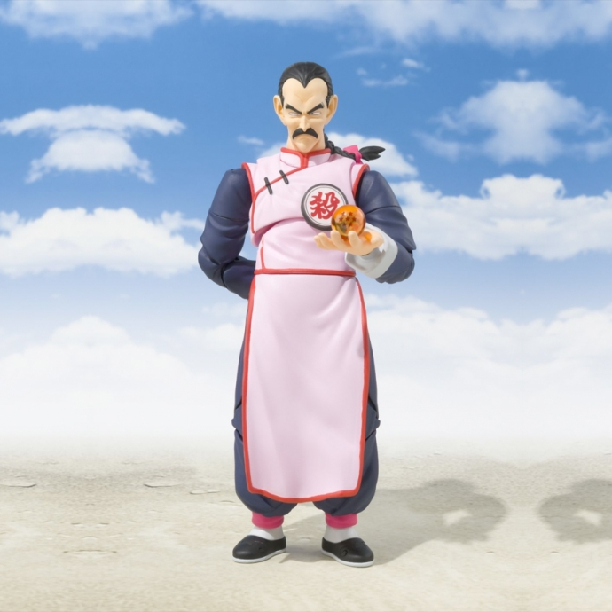 Tao Pai Pai Dragon Ball - S.H.Figuarts Bandai