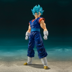 Dragon Ball Super - SSGSS Vegito - S.H.Figuarts