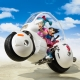 Dragon Ball - Moto de Bulma - S.H.Figuarts Bandai