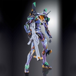 Evangelion - EVA-01 2020 Test Type - Metal Build