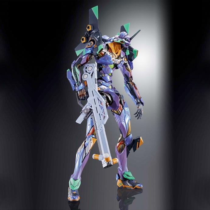 Evangelion - EVA-01 2020 Test Type - Metal Build Bandai