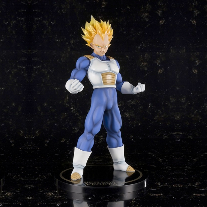 Vegeta Super Saiyan Dragon Ball Z - Figuarts Zero Ex