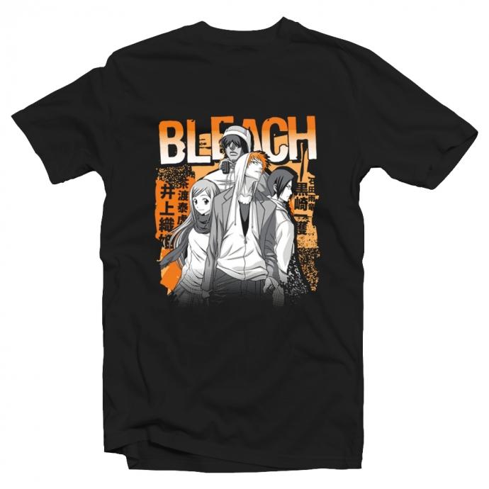 T shirt Bleach / Manga / Bleach's Crew 2