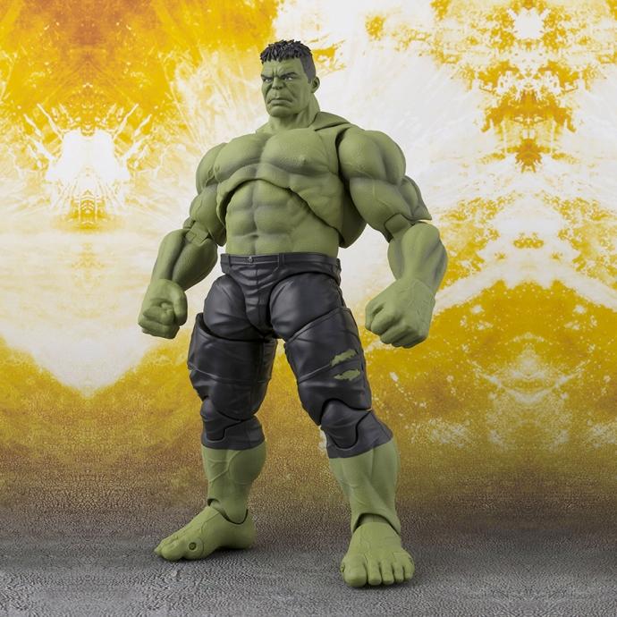 Marvel - Avengers Infinity War Hulk - S.H.Figuarts