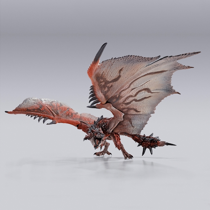 Monster Hunter - Rathalos - S.H.MonsterArts