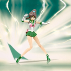 Sailor Moon - Sailor Jupiter Anime Color Edition - S.H.Figuarts