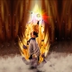 Dragon Ball Z Super Saiyan Gogeta Resurrection - Figuarts Zero