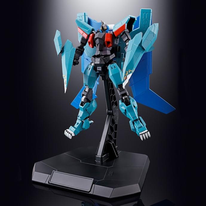 GX-94 Dancouga Black Wing - Soul of Chogokin