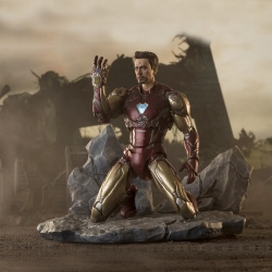 Avengers Endgame - Iron Man MK-85 I am Iron Man - S.H.Figuarts
