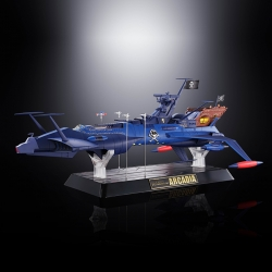 Albator - GX-93 Space Pirate Battleship Arcadia - Soul of Chogokin