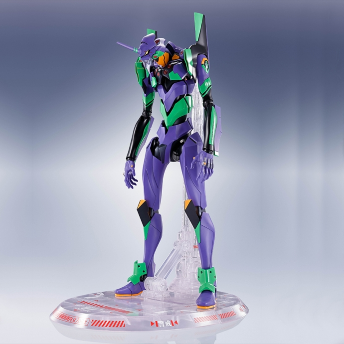 Evangelion - EVA Test Type-01 - Dynaction