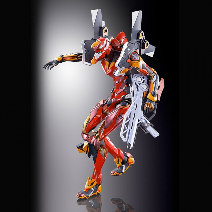 Evangelion - EVA-02 2020 Production Mode - Metal Build