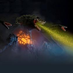 Godzilla - Biollante Special Color Version - S.H.MonsterArts