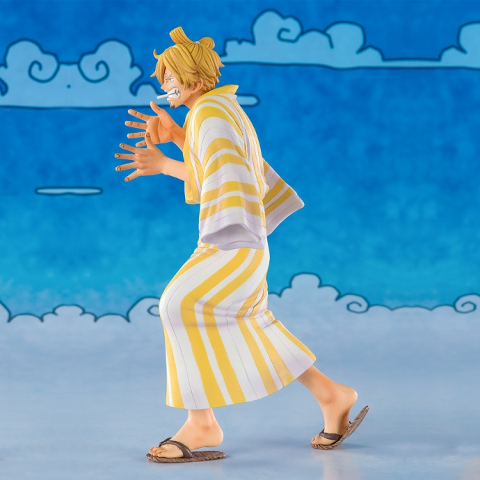 One Piece Sanji (San Goro) - Figuarts Zero