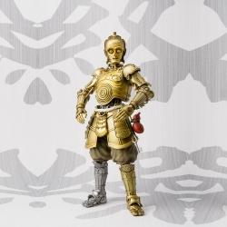 Boîte abîmée : C-3PO Honyakukarakuri Star Wars - Movie Realization