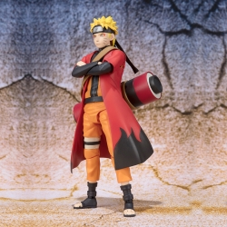 Boîte abîmée : Naruto Sage Mode Advanced Version - S.H.Figuarts