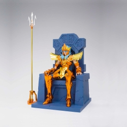 Boîte abîmée : Saint Seiya Poseidon Julian Solo Imperial Throne Set - Myth Cloth EX