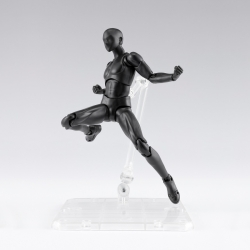 Body-Kun DX Set 2 Black Color - S.H.Figuarts