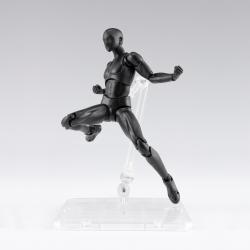 Body-Kun DX Set 2 Black Color - S.H.Figuarts Bandai