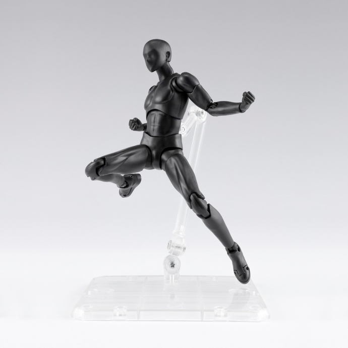 Body-Kun DX Set 2 Black Color - S.H.Figuarts Bandai