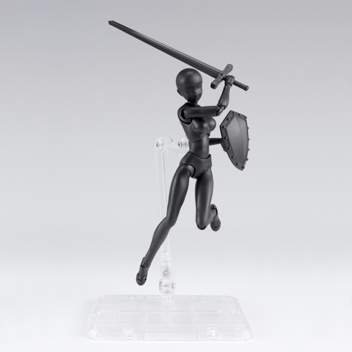 Body-Chan DX Set 2 Black Color - S.H.Figuarts Bandai
