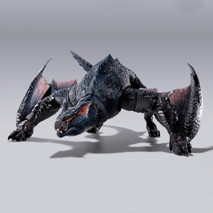 Monster Hunter - Nargacuga - S.H.MonsterArts