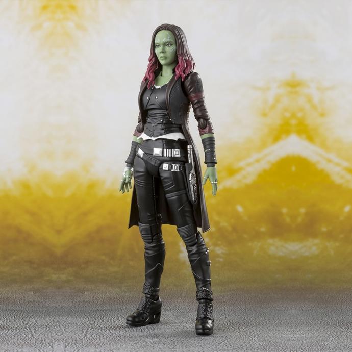 Avengers Infinity War Gamora - S.H.Figuarts