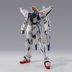 Metal Build Gundam F91 Chronicle White