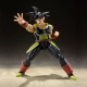 Pack 2 Figurines Dragon Ball : Bardock + Super Saiyan Scouter