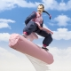 Pack Figurine + Accessoire Dragon Ball : Tao Pai Pai + Tamashii Stage