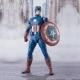 Avengers Assemble Captain America - S.H.Figuarts