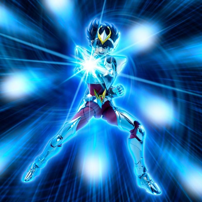 Saint Seiya - Pegasus Final Bronze Cloth - Myth Cloth EX