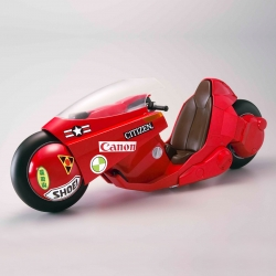 Project BM! Kaneda's Bike Revival Ver. - Soul of Popinica