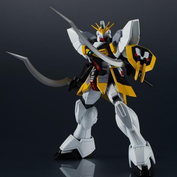 Figurine XXXG-01SR Gundam Sandrock - Gundam Universe Bandai