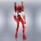Figurine Evangelion Production Model-02 + Type S Components Bandai