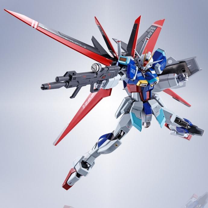 Figurine Side MS Force Impulse Gundam - Metal Robot Spirits Bandai
