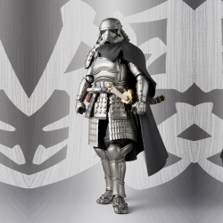 Star Wars Ashigaru Taisho Captain Phasma - Movie Realization