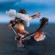 Figurine One Piece Luffy Gear 4 King Cobra - Figuarts Zero