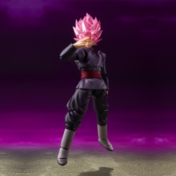S.H.Figuarts Goku Black -Super Saiyan Rosé Dragon Ball Super